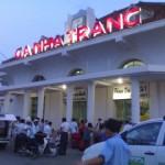 Gare de nha trang vietnam