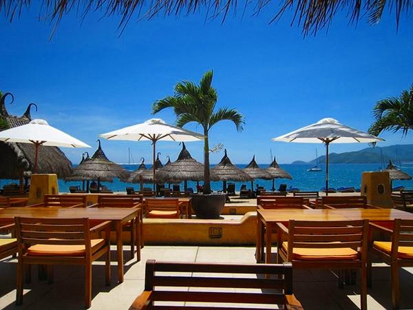 La discothèque Sailing Club à Nha Trang