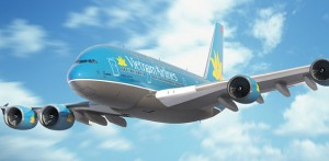Vietnam-Airlines Moscou - Nha trang