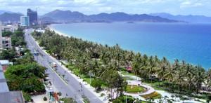 bord de plage de Nha_Trang